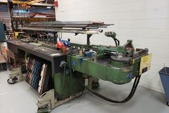 BEMA G3-AD Rotary Draw Horizontal Mandrel Type Hydraulic Pipe/Tube Bending Machine