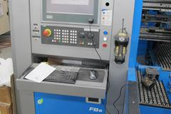 Finn-Power Prima Power Fast Bend FBe5.2.200 Servo-Electric CNC Automatic Panel Bender