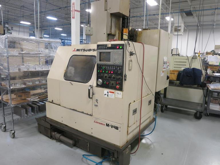 Mitsubishi M-V4B CNC Vertical Machining Center