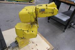 Fanuc 200 iB 5P LR Mate 6- Axis Programmable Robotic Arm with R-J3iB Mate Control and Pendant