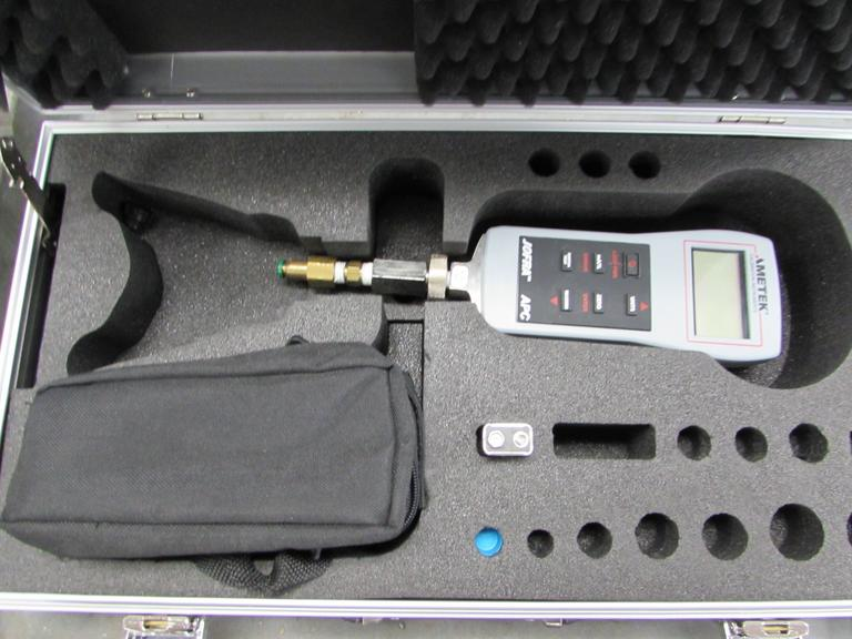 Jofra Advanced Pressure Calibrator w Plastic Case- AS Shown