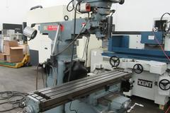 Clausing Kondia FV-300 Vertical Knee Mill with Sony 3-Axis Digital Readout