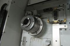 Haas EC-1600ZT CNC Horizontal Machining Center with Integrated 4th axis Rotary Table, Probing, and Thru-Spindle Coolant
