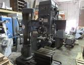 Ikeda RMS-9 Radial Drill with Box Table