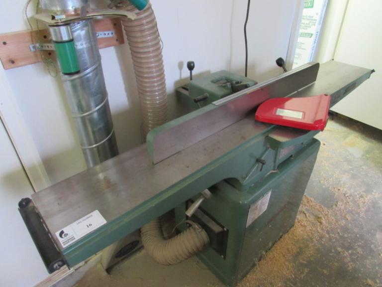 "General International Model 80-200M1 8"" Jointer.  8"" Cutter Head, 70"" Bed, 1.5HP 230V Single Phase Motor"