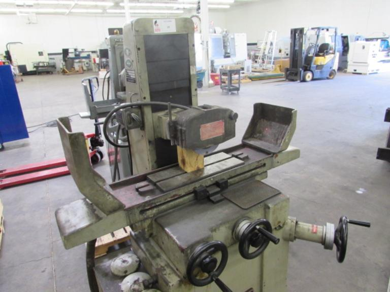Kent KGS-200 Surface Grinder