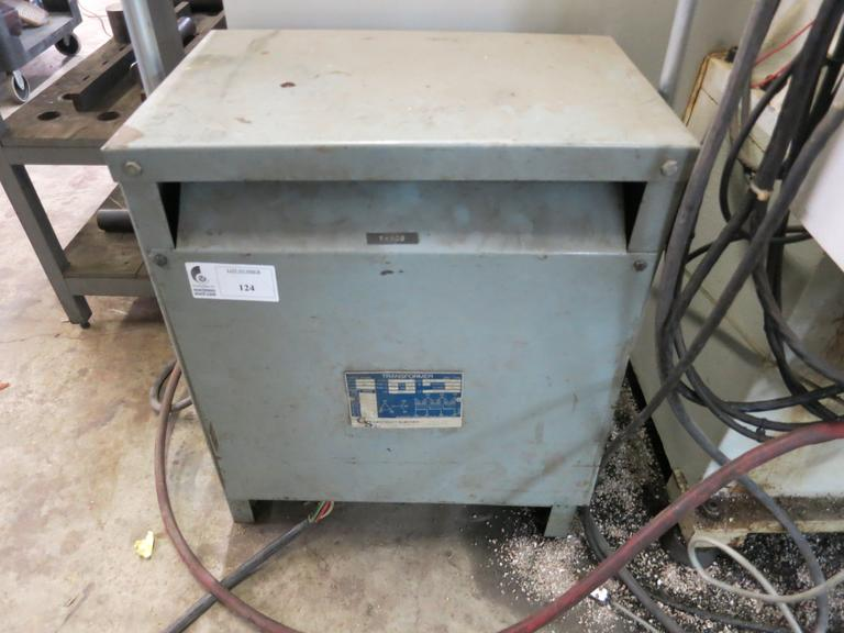 Machines Used | GS Hevi Duty Electric 30 KVA Transformer ... on