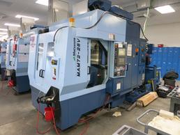 Matsuura MAM72-25V PC2 5-Axis CNC Vertical Machining Center with Pallet Changer