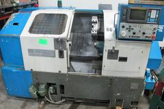 Kia KT20S 2-Axis CNC Turning Center with Tailstock