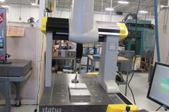 Brown & Sharpe Status Global 574 Coordinate Measuring Machine, Direct Computer Controlled with PC Dmis Software