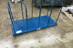 Uline (4) Position Steel Floor Rack