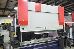 Bystronic Xpert 150x3100, 165 Ton CNC Press Brake with Bystronic CNC Control, 6-Axis Back Gauge