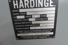 Hardinge HLV-H Toolroom Lathe with Acu-Rite Turn D200 2-Axis DRO