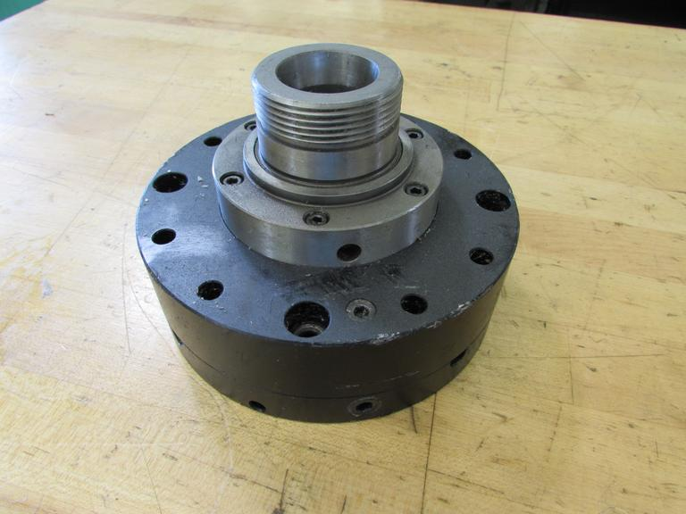 Pneumatic 5C Collet Closer