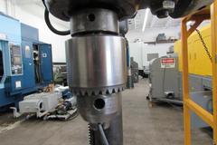 Machines Used | Delta Rockwell 15-655 Drill Press  7 5