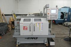 Haas TL-1 CNC Toolroom Lathe with 4 Station Automatic Tool Turret