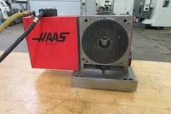 Haas HRT-A6 Brush Drive Rotary Table
