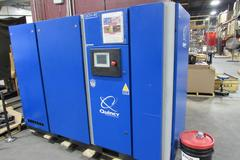 Quincy QGV-40 Variable Speed Rotary Screw Air Compressor