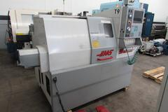 Haas SL-10 CNC Turning Center with Chip Auger
