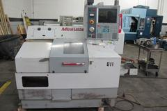 Haas Mini Lathe CNC Gang Style Turning Center