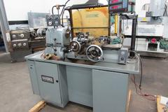 Hardinge HC Hand Chucker with Acu-Rite III 2-Axis DRO and Dunham Pneumatic 5C Collet Closer