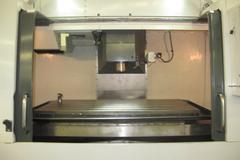 Haas VF-6 CNC Vertical Machining Center with Side-Mount Tool Changer, Renishaw Probing System, and Through Spindle Coolant
