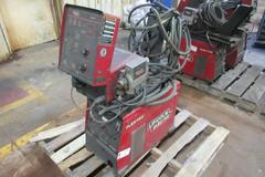 Lincoln Electric FlexTec 450 Welder with LIncoln LN-10 Wire Feed Unit, 450 Amps at 60% Duty, 400 Amps at 1005 Duty Cycle