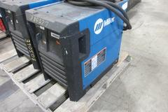 Miller Continuum 500 Welder, 500 Amps at 100% Duty Cycle