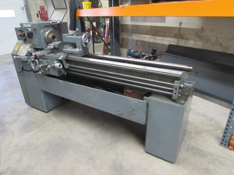 "LeBlond 15"" x 54"" Regal Servo Shift Engine Lathe"