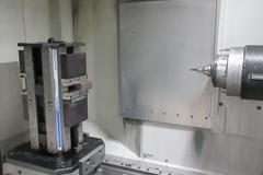 DMG Mori NHX4000 CNC Horizontal Machining Center with Pallet Changer, High Pressure Thru-Spindle Coolant, 120 Station Tool Changer, Full 4th Axis,  Probing, 15,000 RPM Spindle, and More!!