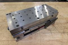 "Suburban 6"" x 12"" Compound Sine Plate with Drilled & Tapped Face"