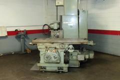 Cincinnati Verci Power Horizontal/Vertical Milling Machine with Sliding Vertical Head