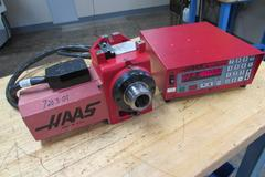 Haas HA5C Brushed Type Programmable 5C Indexer with Servo Control