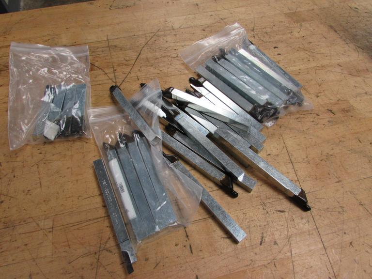 Assorted Carbide Tipped Stick  Tooling.  Mostly 1/2""