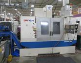 Daewoo DMV-4020 3-Axis CNC Vertical Machining Center