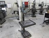"Wilton Model 20600 20"" Drill Press, Geared Head, Floor Model"