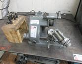 Deckel Single Lip Tool and Cutter Grinder, Bench Model with Assorted Collets