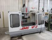 Haas VF-3 CNC Vertical Machining Center with High-Torque Spindle