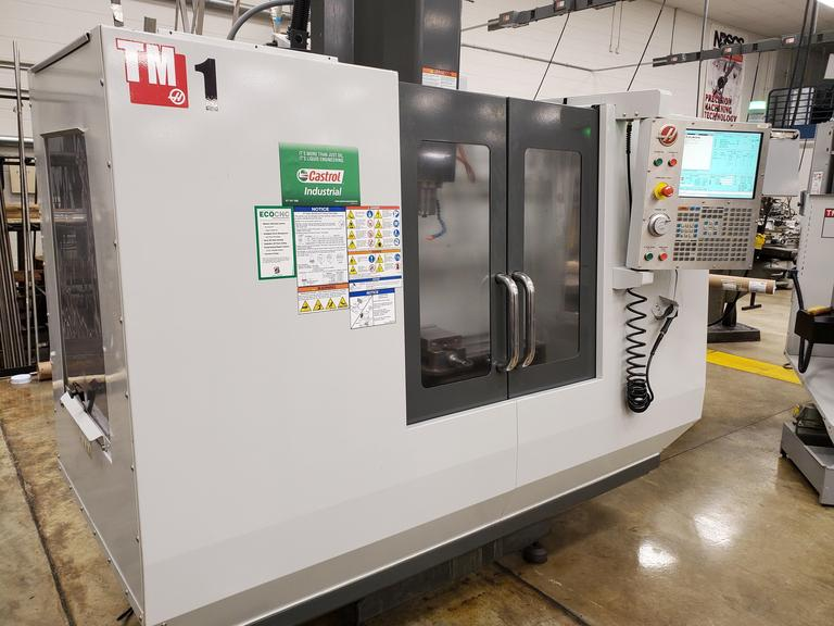 Haas TM-1 3-Axis Toolroom Mill