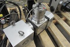 Haas TR1105X 2-Axis Brushless Trunnion Rotary Table for True 4th & 5th Axis Operation