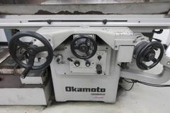 "Okamoto ACC-12-24Z 12"" x 24"" 3-Axis Automatic Surface Grinder w Incremental Downfeed, Hydraulic Over-the-Wheel Dresser"