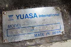 Yuasa UDX-2800 Programmable Rotary Table with Control
