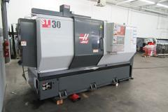 Haas ST-30 CNC Turning Center With Live Tooling, Programmable Tailstock, High Pressure Coolant, and more!