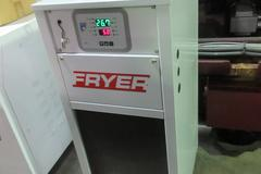 Fryer MC-40 CNC Vertical Machining Center - New 2013 with Simens 2100 Touch Screen Control, Probing, Thru-Spindle Coolant, 10K Spindle