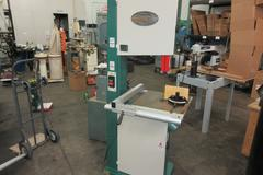 Grizzly Vertical Band Saw with Rip Fence
