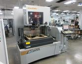 Sodick AG600L CNC Wire EDM (Electrical Discharge Machine) w Auto Thread, U/V Axes, Linear Motor Drives - New 2012