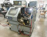 Wasino LG-60 CNC Gang-Style Turning Center w 5C Collet Closer, Coolant System