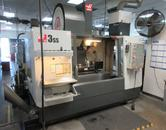 Haas VF-3 SS 5-Axis CNC Vertical Machining Center with Haas TR-160-2 Programmable 2-Axis Trunnion Rotary Table, 1,000 PSI TSC, and Probing
