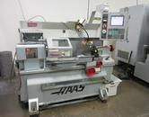 Haas TL-1 CNC Toolroom Lathe with Tailstock, Chuck and Coolant System