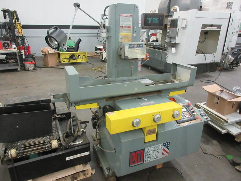 "Parker Majestic 6"" x 18"" 3-Axis CNC Programmable Surface Grinder"